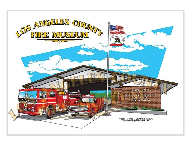 Los Angeles County Fire Museum