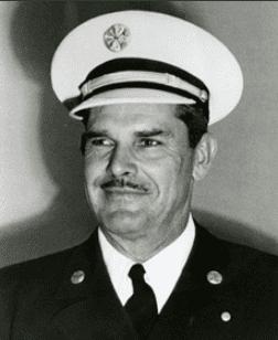 Chief Cecil R. Gehr