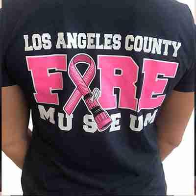 Cancer Awareness T-shirt back