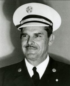 Chief Cecil Gehr