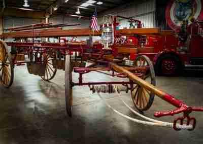 1910 Hook & Ladder Wagon