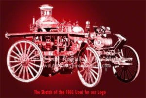 1903 American Steam Sketch