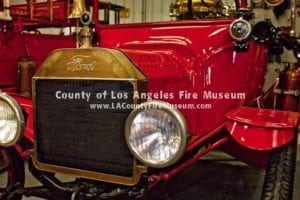 1915 Fire Chief's Car