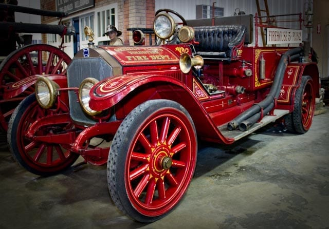 1916 American LaFrance - Disneyland Fire Engine
