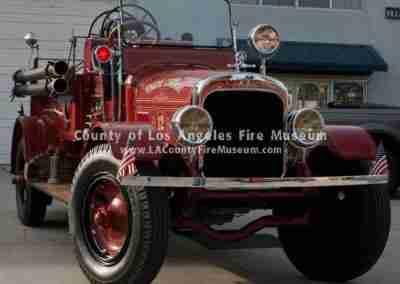 1928 Seagrave – Engine 12