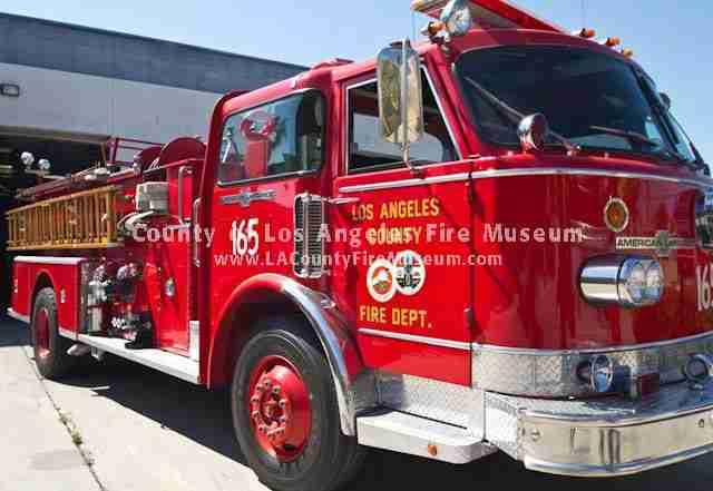 1981 American La France Fire Engine