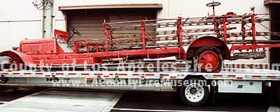 1923 Stutz Ladder Truck