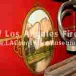 1937 Seagrave Yosemite FD logo on the door