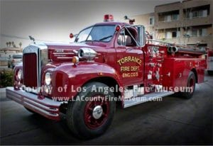 1964 Mack Fire Engine