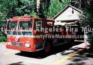 Engine 51 in Yosemite