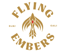 Flying Embers logo