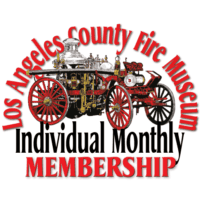 Los Angeles County Fire Museum Individual Monthly Membership
