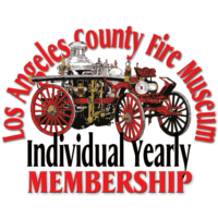 Los Angeles County Fire Museum Individual Yearly Membership