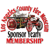 Los Angeles County Fire Museum Sponsor Yearly Membership