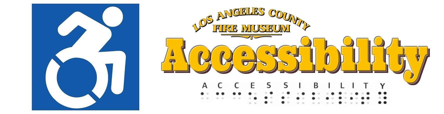 Los Angeles County Fire Museum Accessibility