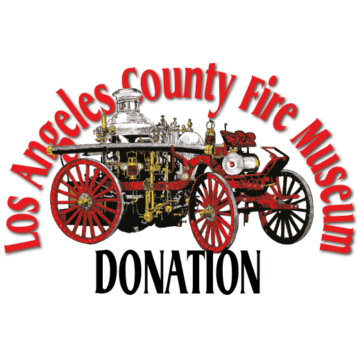 Donation Los Angeles County Fire Museum
