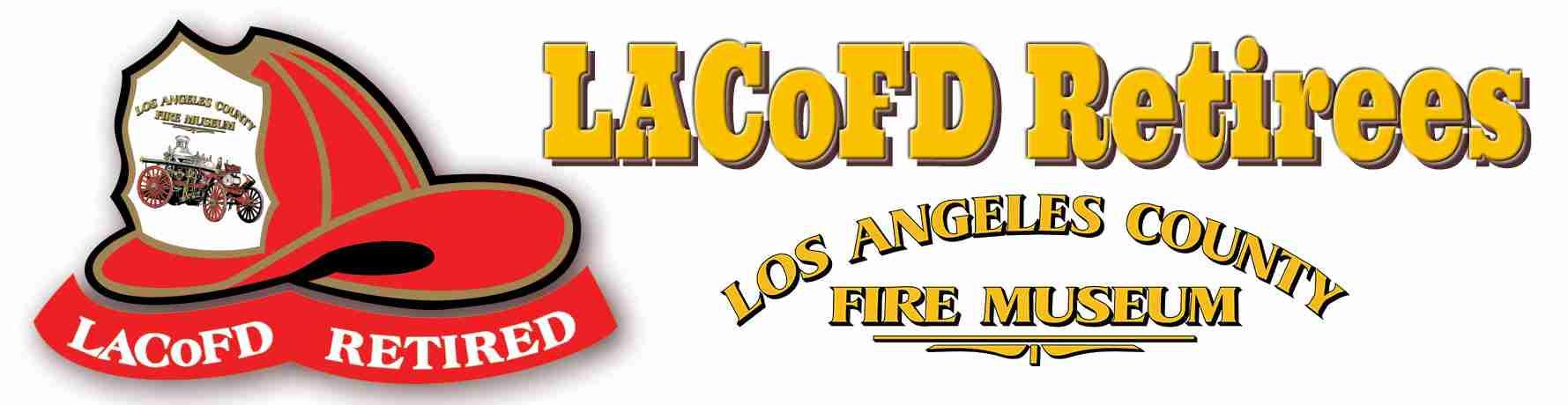 LACoFD Retiree and Museum Logo