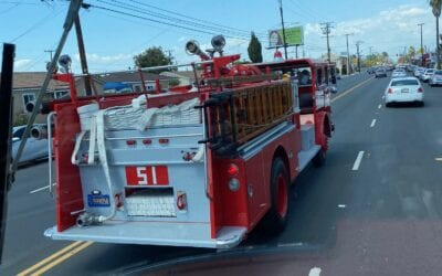 Engine 51 in the Streets